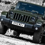 Militärversion des Jeep Wrangler